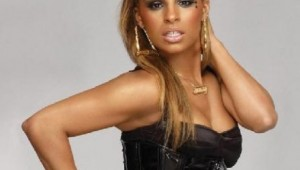 Melody Thornton In Black